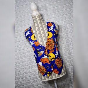 Vintage Saddle River Halloween Vest